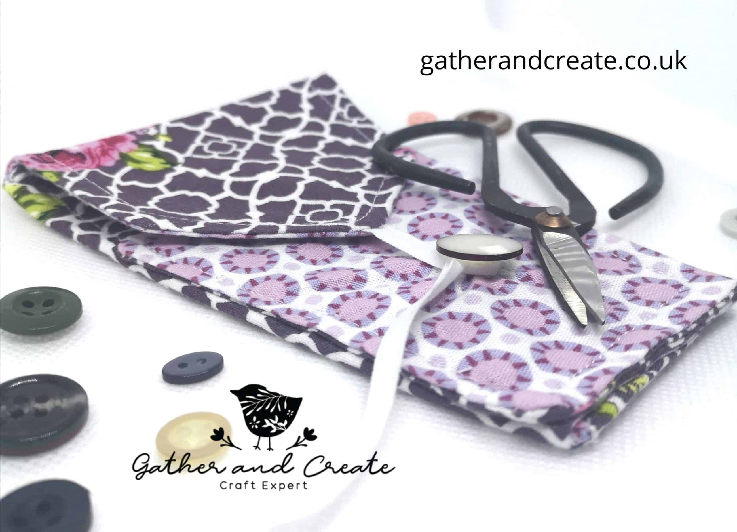 Cricut Sewing Notions Pouch