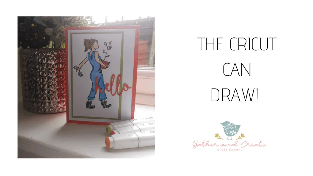 Cricut Maker Drawing