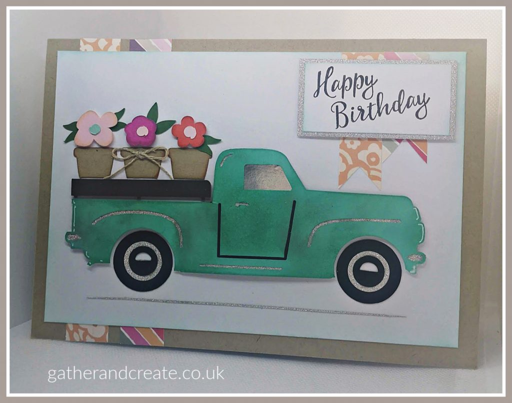 Cricut Made Card With Design Bindles SVG
