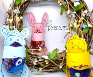 Easter gifts using your Cricut Machine